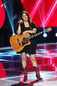 "THE VOICE -- ""Blind Auditions"" -- Pictured: -- (Photo by: Trae Patton/NBC)"
