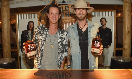 Florida Georgia Line Launches Their Old Camp Peach Pecan Whiskey at PNC Bank Arts Center