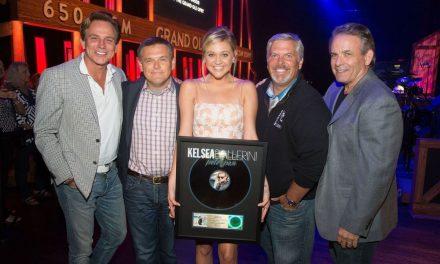 "Kelsea Ballerini's Top 10 Single ""Peter Pan"" Goes Gold – See Her Reaction!"