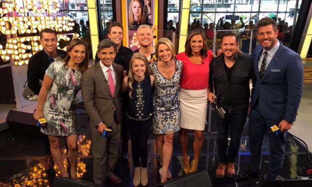 Tegan Marie Makes Television Debut on Good Morning America – Watch