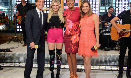 "Kelsea Ballerini Performs GOLD Certified Single ""Peter Pan"" on Good Morning America – Watch"