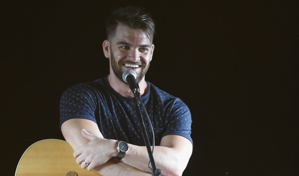 PROVIDENCIALES - SEPTEMBER 24: Singer Dylan Scott performs onstage during CMT Story Behind The Songs LIV+ weekend at Beaches Turks & Caicos Resort Villages & Spa on September 24, 2016 in Providenciales, Turks And Caicos Islands. (Photo by Dimitrios Kambouris/Getty Images for Beaches Turks & Caicos)