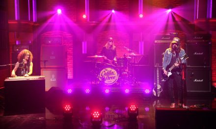 Watch: The Cadillac Three Lights Up Late Night with Seth Meyers