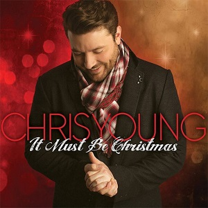 chris-young-it-must-be-christmas-album-cover