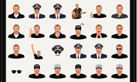 Dierks Bentley Launches His Own Emoji Keyboard – Check Them Out