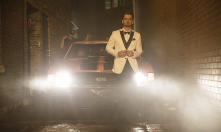 "Watch Chase Bryant's James Bond-Themed Music Video for Seductive Single ""Room to Breathe"""