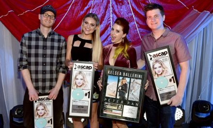 "Kelsea Ballerini Toasts to ""Peter Pan"" with Jet-Setting No. 1 Party"