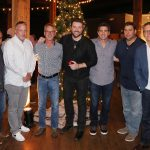 Chris Young Teams Up with Toys For Tots This Christmas Season