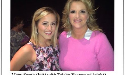 Mary Sarah Hangs with Trisha Yearwood in Nashville – All the Details!