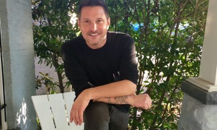 "Ty Herndon Talks ""House On Fire"" and Being First Openly Gay Male Country Artist"