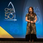 "Lori McKenna Wins ""Song of the Year"" for ""Humble & Kind"" at the 50th Annual CMA Awards"