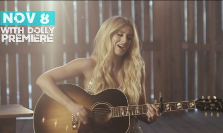 "Stephanie Quayle Drops Music Video for ""Drinking With Dolly"" CMT – Watch Now"