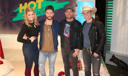 Dustin Lynch to Co-Host CMT Hot 20 Countdown This Weekend