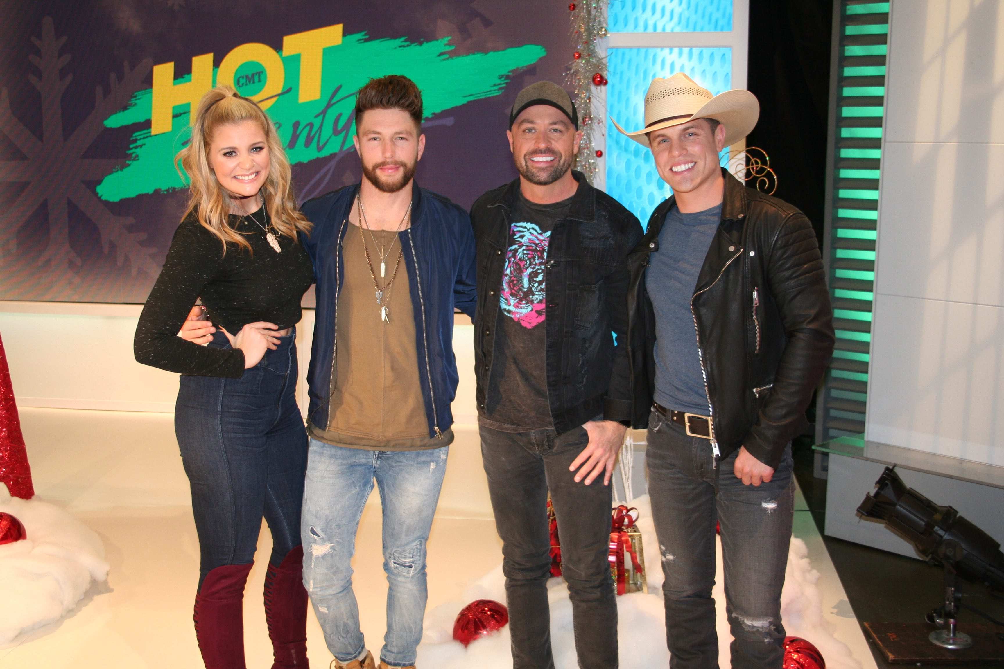 LAUREN ALAINA, CHRIS LANE, CODY ALAN, DUSTIN LYNCH