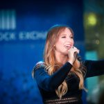 Olivia Lane Shines at 93rd Annual New York Stock Exchange Tree Lighting