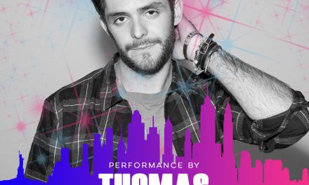 Thomas Rhett to Perform on Dick Clark's New Year's Rockin' Eve with Ryan Seacrest 2017