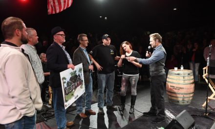 "U.S. Army Veteran Surprised with Mortgage-Free Home During Craig Morgan ""American Stories"" Concert"