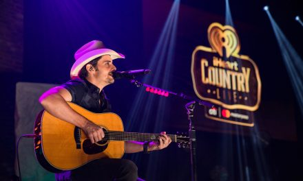 RECAP: Brad Paisley Performs Special Concert at iHeartRadio Theater in Los Angeles