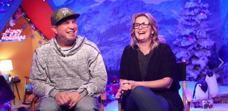 Garth Brooks Trisha Yearwood Announce Uglyxmassweater Campaign