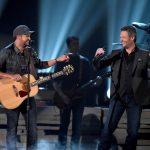 Blake Shelton and Luke Bryan ACM Awards Celeb Secrets Country