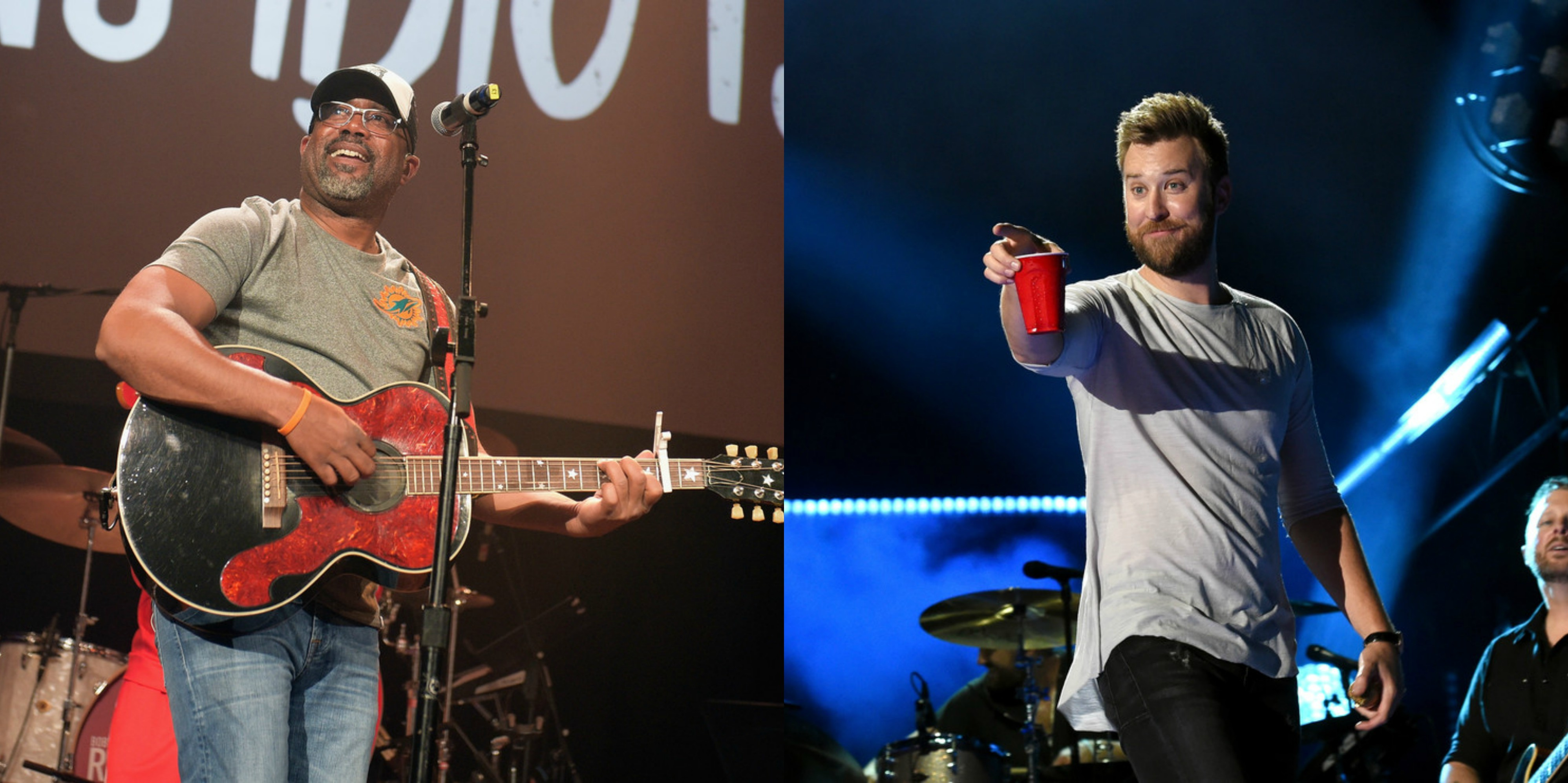 Charles Kelley And Darius Rucker To Host First Ever Acm Lifting