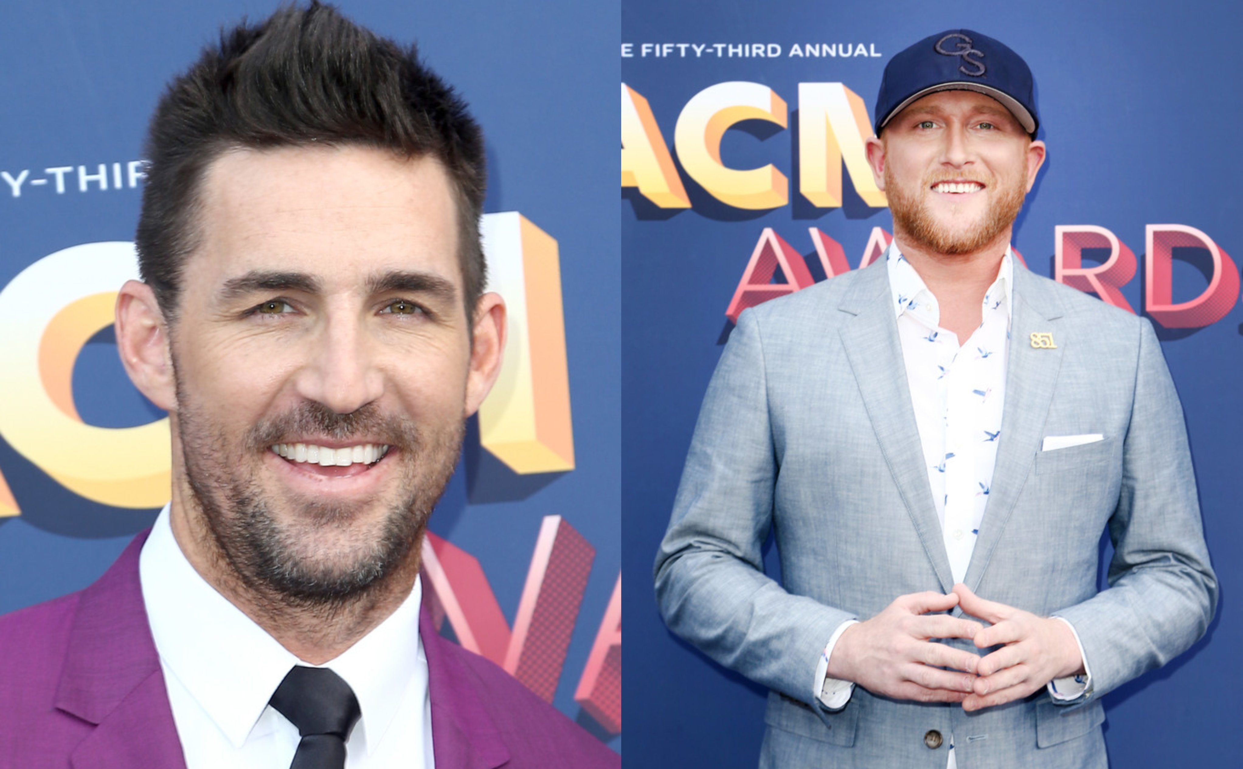 Jake Owen And Cole Swindell Added To Nissan Stadium Lineup For Cma