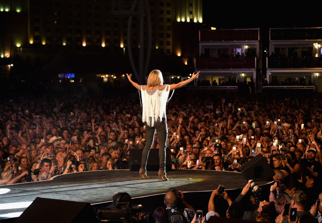 Photo by Larry Busacca/Getty Images for ACM