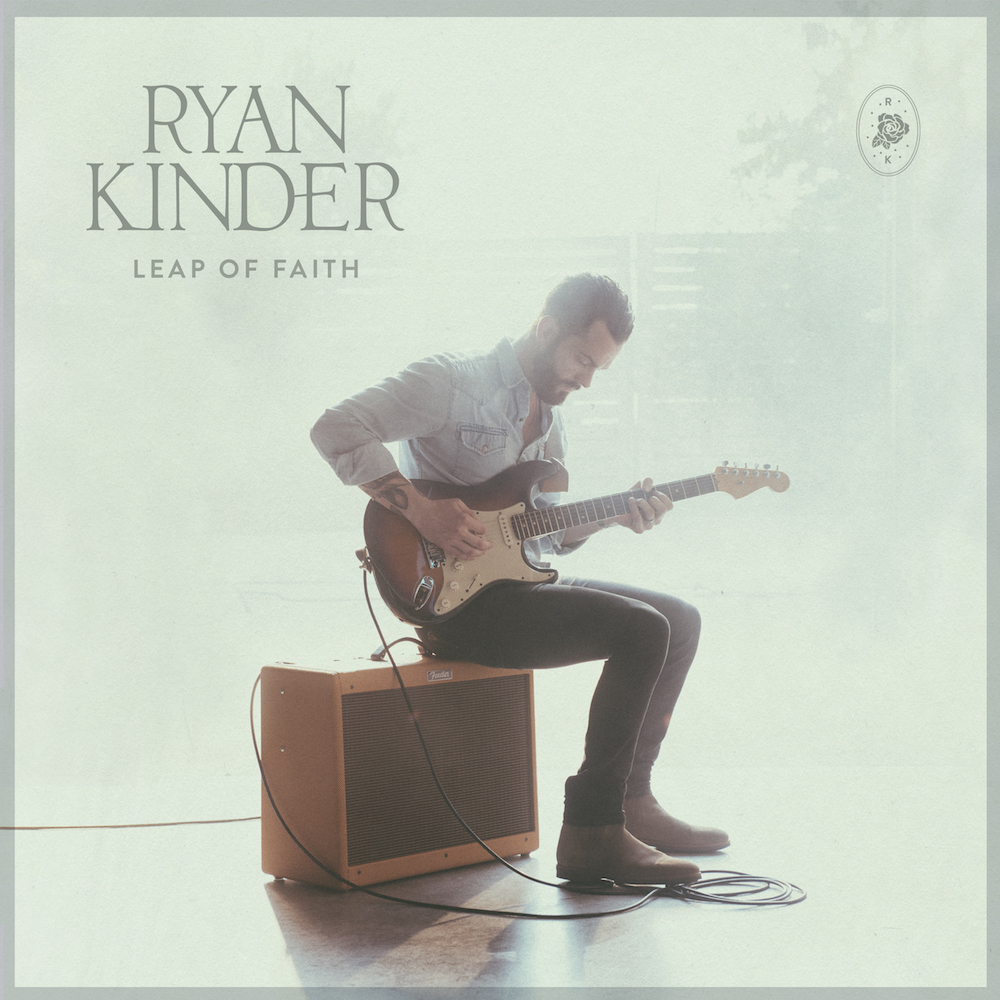 "Matt Stell Prayed For You: Ryan Kinder Drops New Song ""Leap Of Faith"""