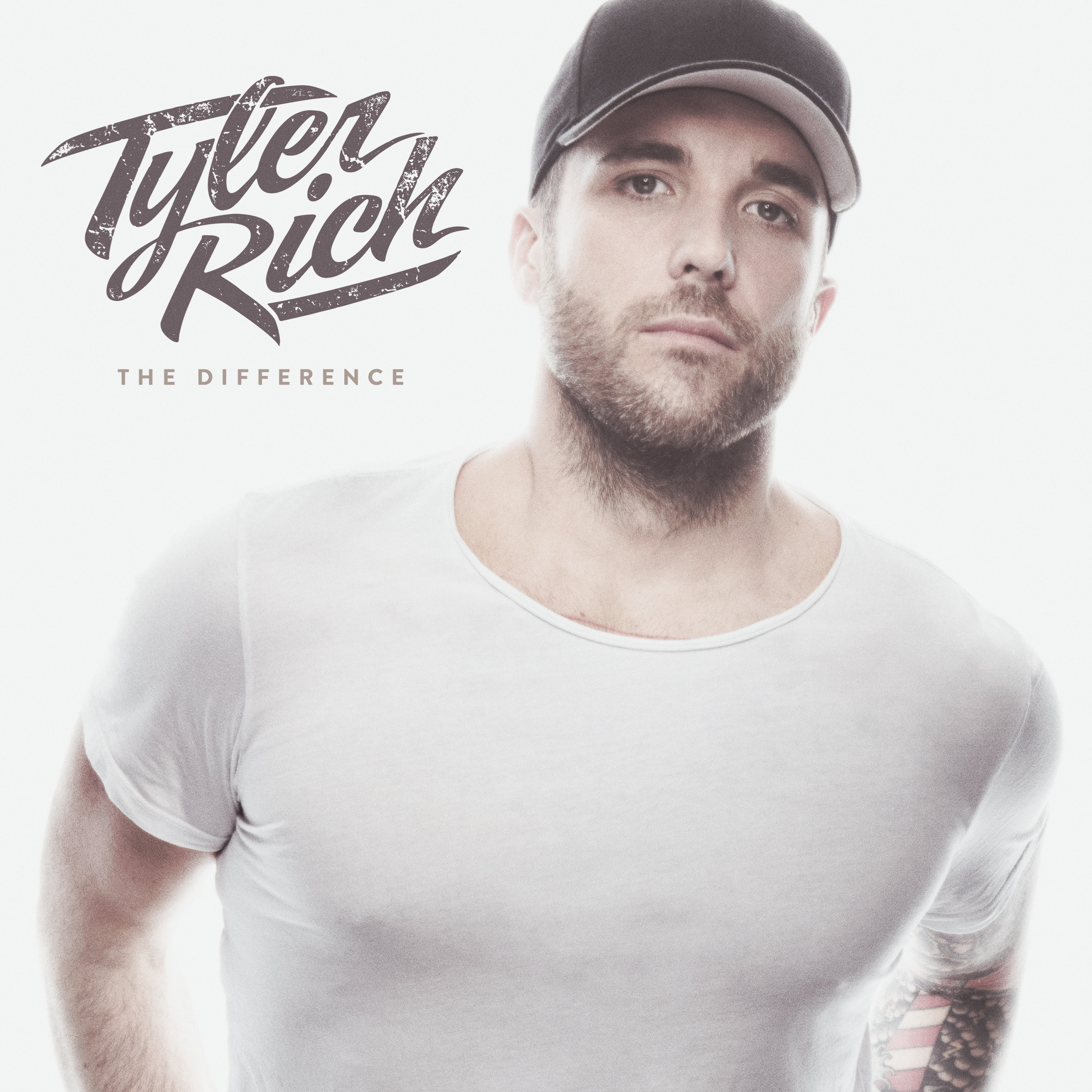 "Matt Stell Prayed For You: Tyler Rich's ""The Difference"" Is The No. 1 Most Added On"